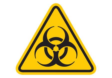 Bio hazard icon. Biohazard icon. Biohazard symbol. vector 矢量图像