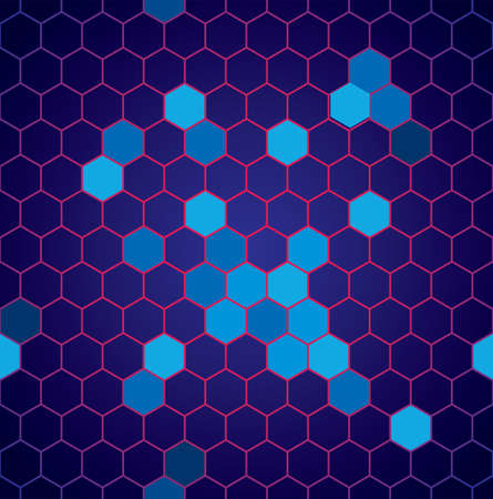 The geometric pattern with lines. Seamless vector background.