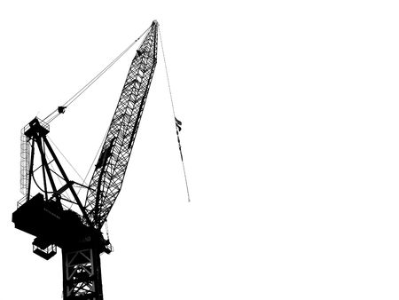 abstract graphic art , construction photo