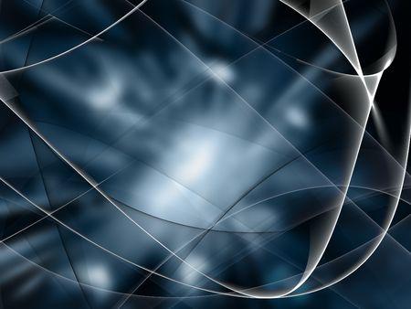 sean gladwell: grafica d'arte astratta sfondo sfondo computer CG Archivio Fotografico