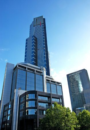 residential building in melbourne cbd area australia