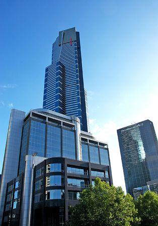 kaleidascope: residential building in melbourne cbd area australia