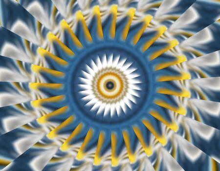 absract art: computer 2d 3d abstract graphic art background wallpaper Stock Photo