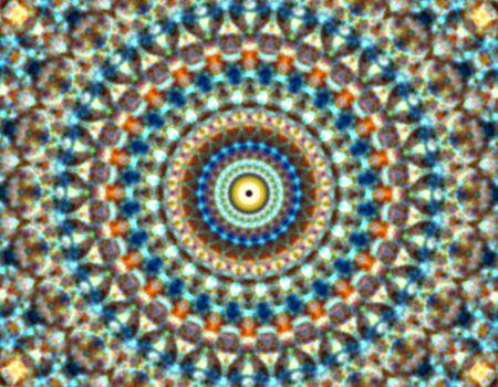 sean gladwell: computer grafica 2D 3D arte astratta sfondo