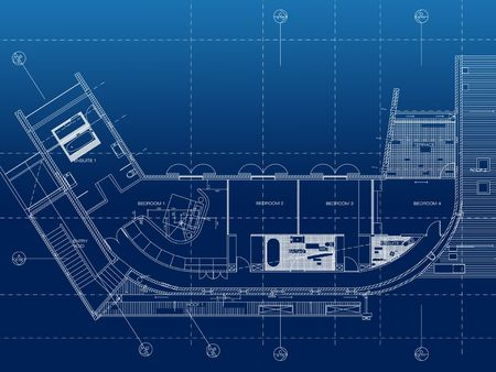 architecture floor plan background photo