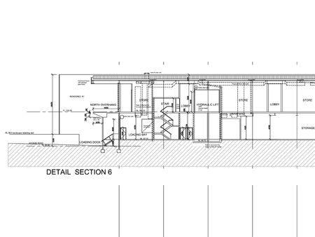 creativity logo: architecture floor plan background