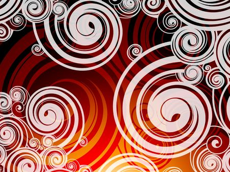 abstract graphic background Stock Photo