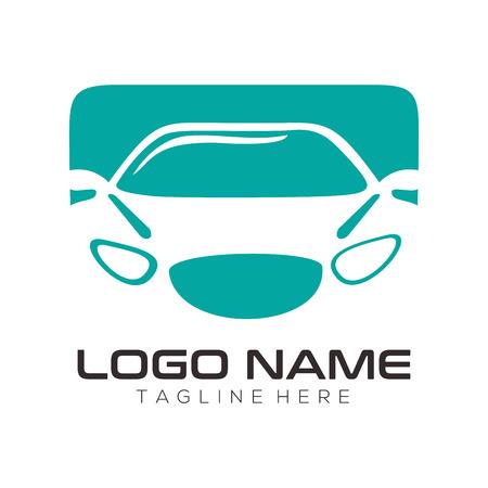 Projektowanie i ikona logo motoryzacyjnego i naprawczego dla Twojej firmy, firmy lub marki osobistej