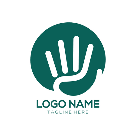 Community logo design and icon suitable for you business, company, community and personal branding Logo