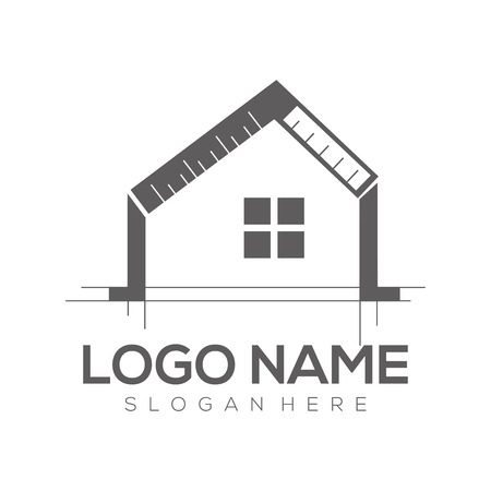 Construction logo and icon design suitable for your business, company, and personal branding