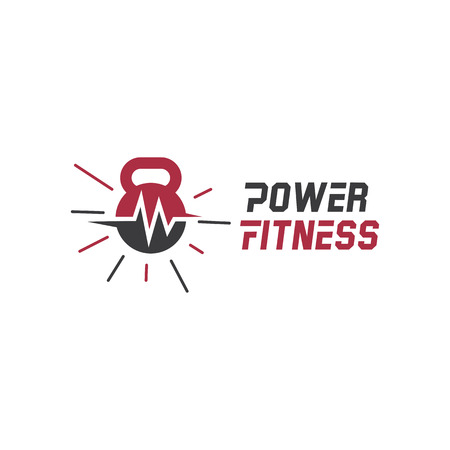 power fitness body building logo and icon design, suitable for your business, company and personal branding