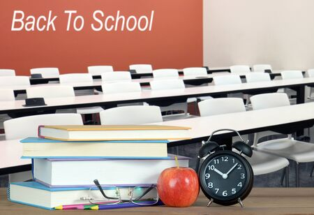 Concept of Back to School for education design Banque d'images - 137146195