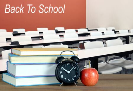 Concept of Back to School for education design