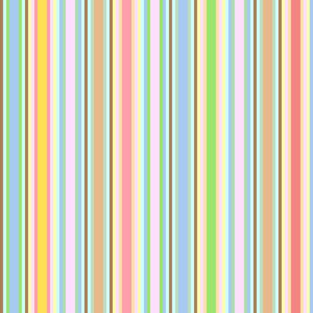 Gentle vector seamless pastel striped background  Stock Vector - 5451769