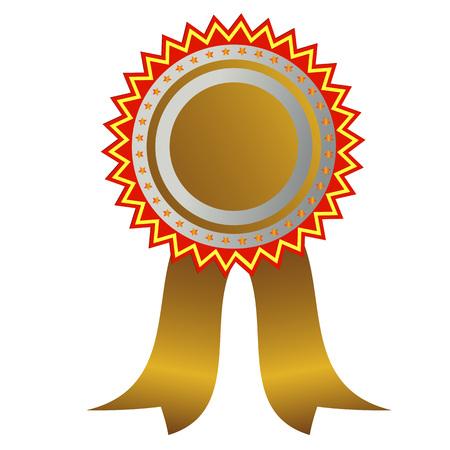 Сhampion medal Stock Vector - 6607417