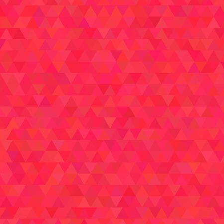 Abstract modern geometric red background vector illustration