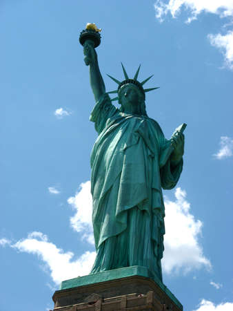 Statue of Liberty 版權商用圖片
