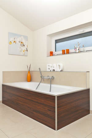 bathroom with bathtub Stock Photo - 9151975