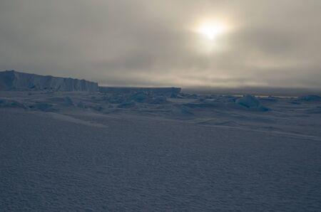 brunt: Antarctic Sea Ice Landscape