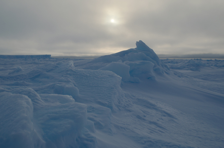 antarctic: Antarctic Sea Ice Landscape