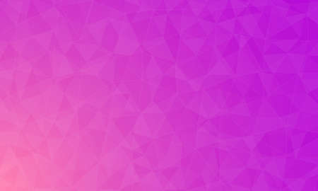 polygon pink background and texture. abstract design, background template design Ilustrace