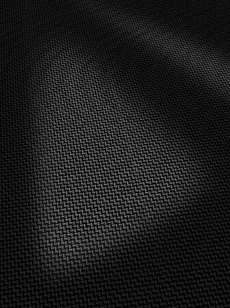 Woven black carbon fibre surface texture vertical Stock Photo - 8144479