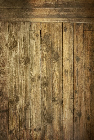 Old wood texture background Wild West style Stock Photo - 11439207
