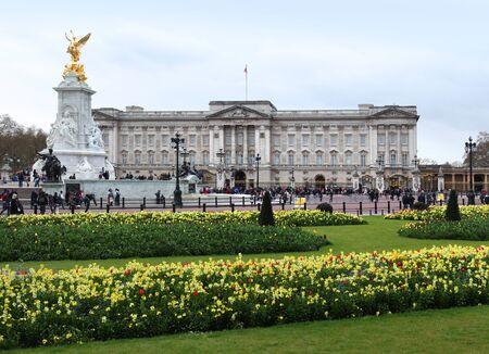 buckingham palace: Buckingham Palace, London, UK