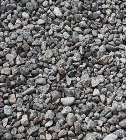 Hard natural granite gravel texture background Stock Photo - 14600506