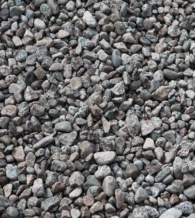 Hard natural granite gravel texture background Stock Photo - 14600506