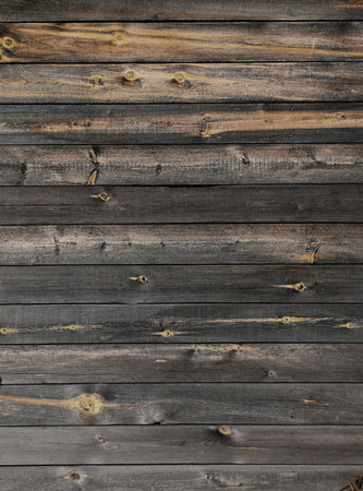 Rough old weathered plank timber wood background