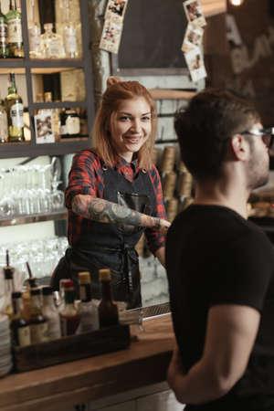 bartenders: Merry work of bartenders