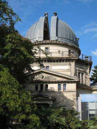 Planetarium from Strasbourg during heritage day