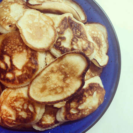 bign�: Frittelle fatte in casa