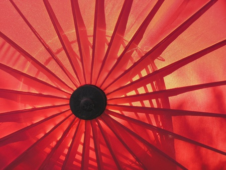 colorful red background Stock Photo - 16948544