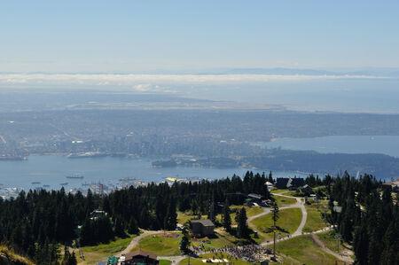 vancouver: Vancouver, Canada Stock Photo