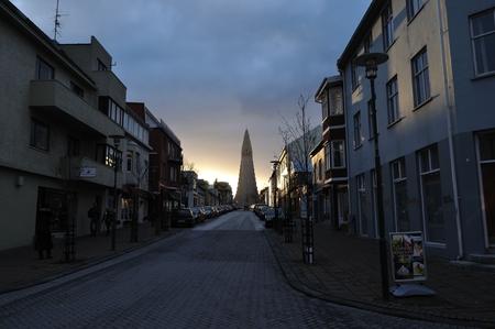 reykjavik: Reykjavik, Iceland Editorial