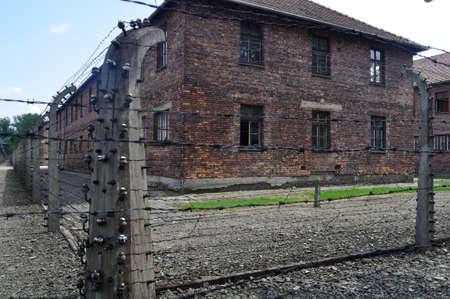 auschwitz: Auschwitz, Poland Editorial