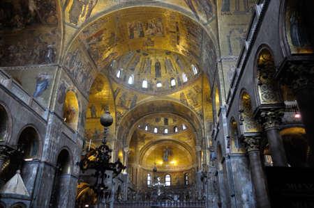 basillica: St Marks Basillica, Venice, Italy Editorial