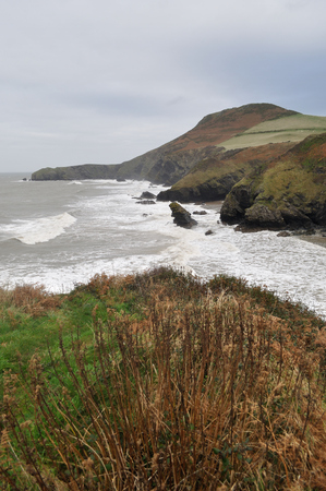 uk: South-West Wales Coastline, UK