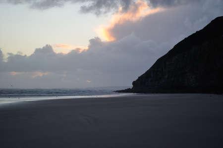 wales: Beach, West Wales, UK