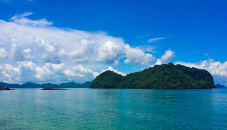 krabi: Krabi landscape