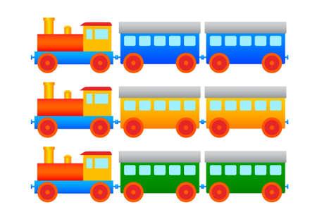 Train collection           Vector
