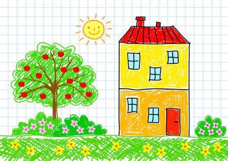 appletree: Drawing of building