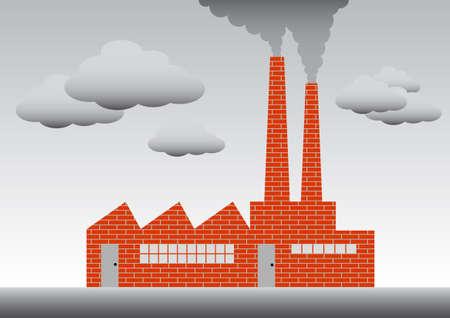 edificio industrial: Fábrica