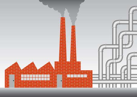 industrial danger: F�brica