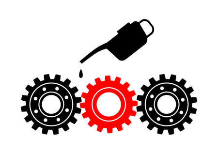 Industrial icon Stock Vector - 12220380