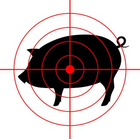 Pig icon Vector
