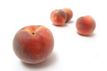 Ripe peaches Stock Photo - 12685726
