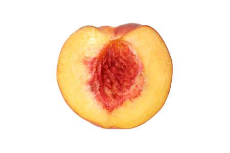 Ripe peach Stock Photo - 12685720